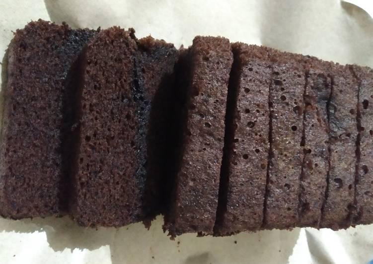 Cara memasak Brownies kukus ala KDhiA enak