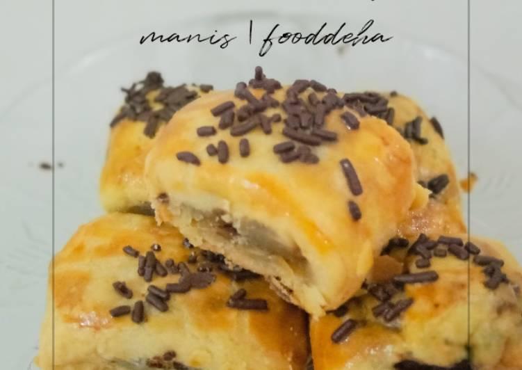 Resep: Bolen Pisang Kayu Manis 🍌 #fooddeha yang bikin ketagihan