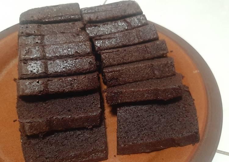 Resep: Brownies kukus super moist yang bikin ketagihan