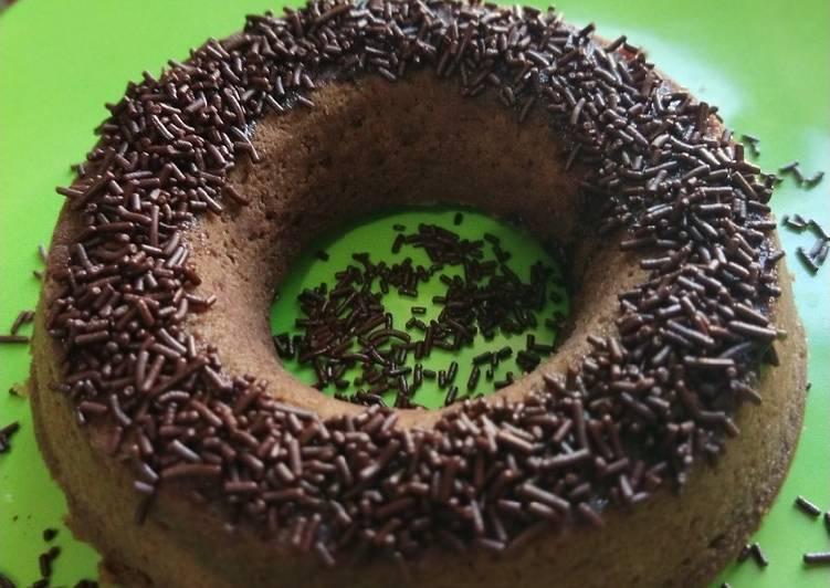 Cara Mudah memasak #1 Brownies kukus antigagal istimewa