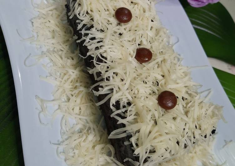 Brownies Kukus Oreo