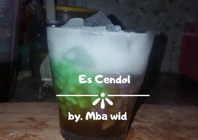 Resep mengolah Es Cendol sederhana lezat