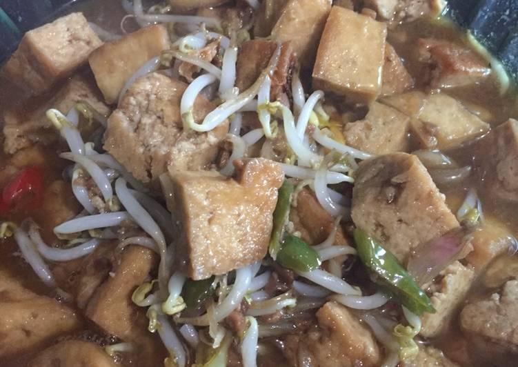 Resep: Tumis tauco gehu (toge tahu) yang menggugah selera