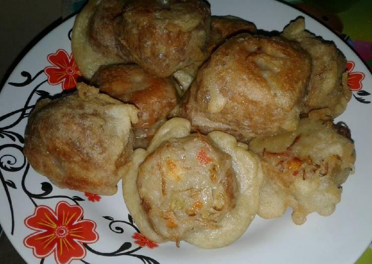 Cara memasak Gehu (toge tahu) yang bikin ketagihan