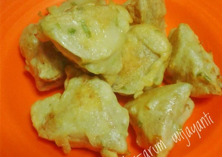 Resep memasak Tahu isi/gehu #bikinramadanberkesan yang bikin ketagihan
