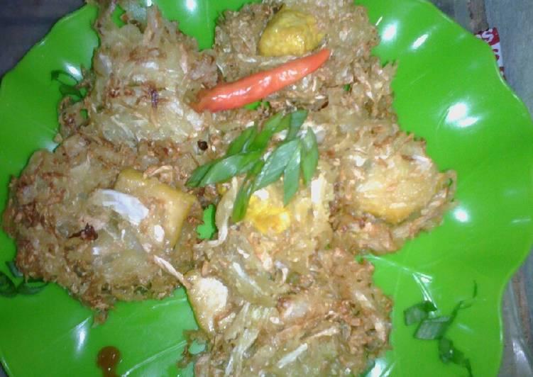 Resep memasak Bahu (bawan gehu) yang bikin ketagihan