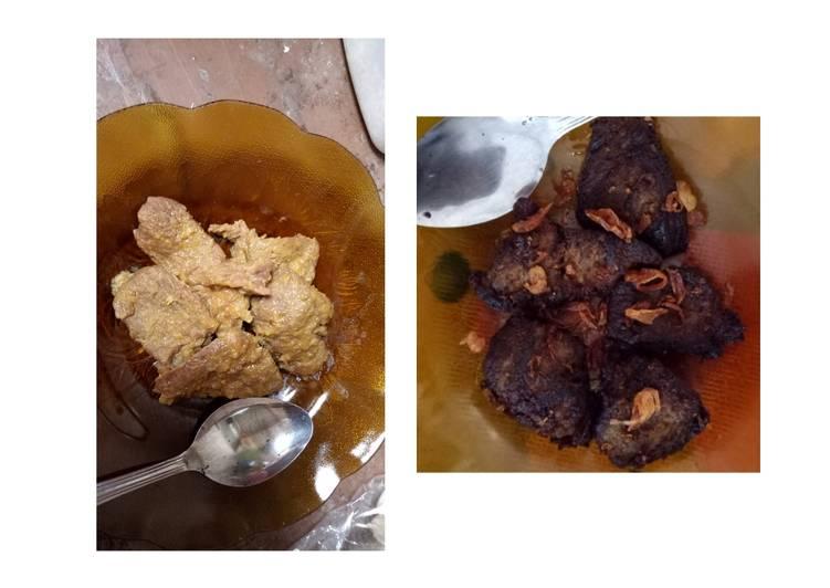 Resep: Empal gepuk daging sapi lezat