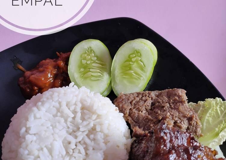 Resep memasak Empal Daging Sapi / Gepuk yang menggugah selera