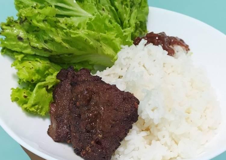 Cara Mudah memasak Empal Gepuk Manis Gurih khas Sunda