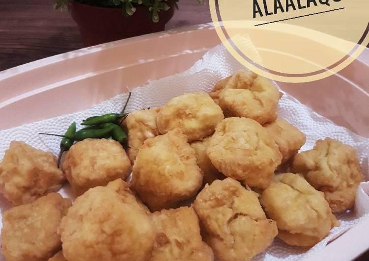 Cara Mudah membuat Tahu sumedang goreng AlaAlaqu istimewa