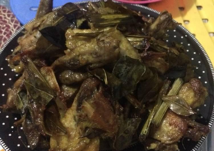 Resep: Ayam tangkap ala fe #bandung_recookadamsmommy sedap