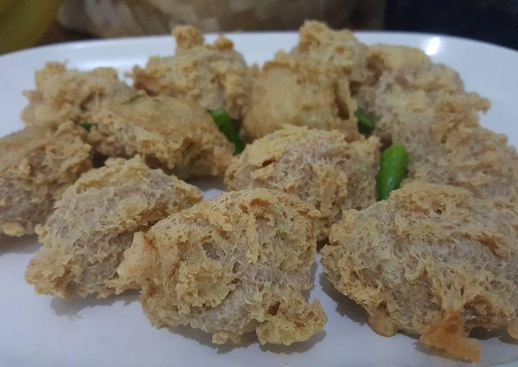 Tahu walik khas banyuwangi