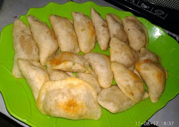 Resep: Cireng isi sambal oncom enak