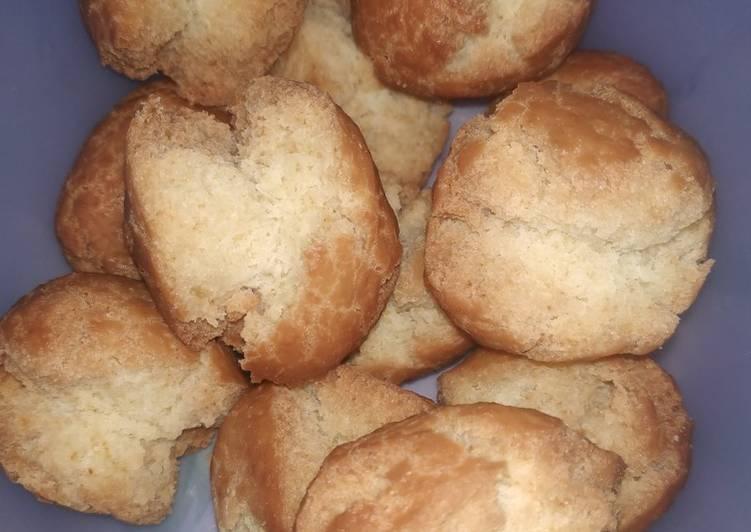 Resep: Roti Goreng Ketawa Simple ala resto
