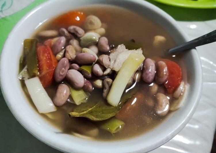 Sayur Asem Kacang Merah Khas Sunda