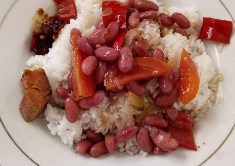 Resep: Sayur asem kacang merah segar istimewa