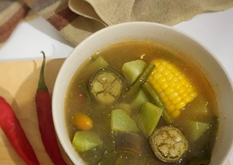 Resep: Sayur ASem Betawi Sunda yang bikin ketagihan