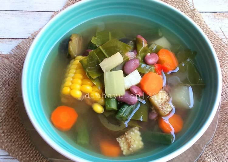 Resep: Sayur asem #bandung_recookfitrianisrirejeki lezat
