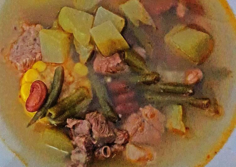 Sayur Asem Daging