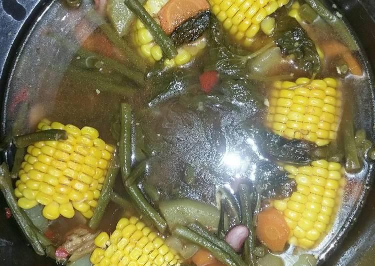 Resep: Sayur Asem Surabaya yang bikin ketagihan