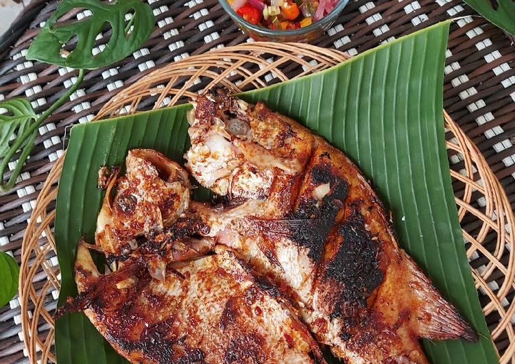 Resep memasak Ikan bakar cianjur sedap