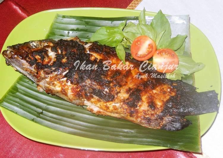Ikan Bakar Cianjur