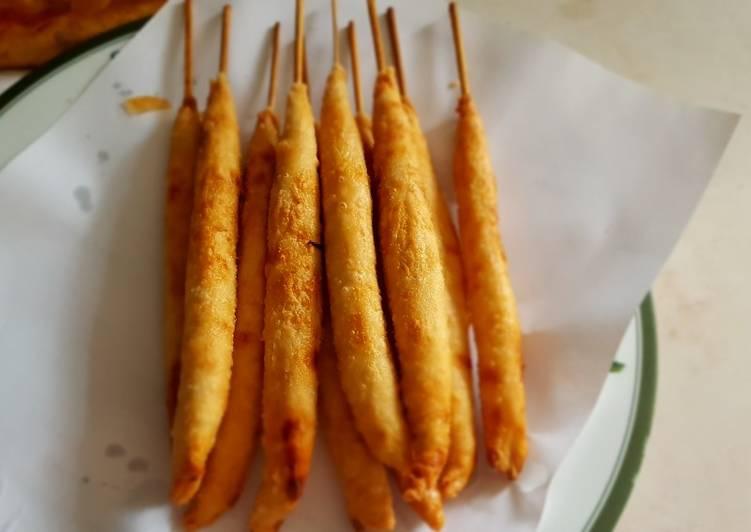 Resep: Sotong khas tasik lezat