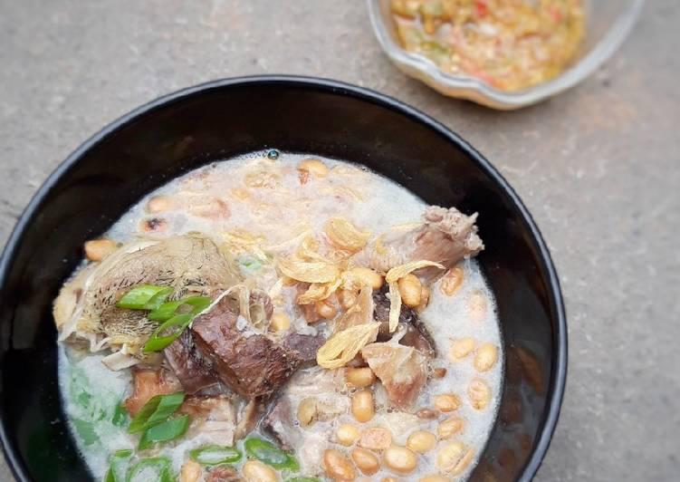 Resep: Soto Ayam Tasik ala resto