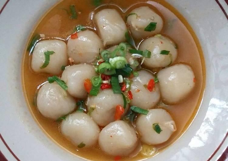 Resep: Cilok Goang (khas tasikmalaya) lezat