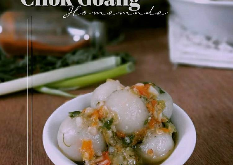 Resep: Cilok Goang (super simple)