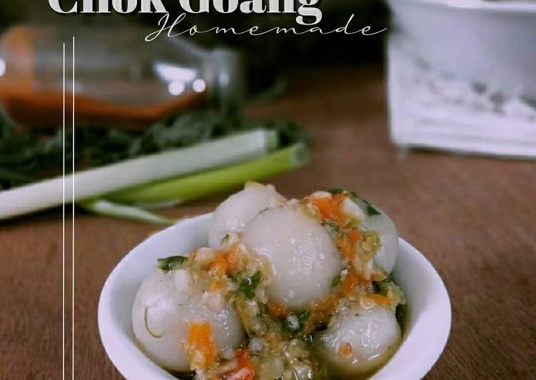 Cilok Goang (super simple)