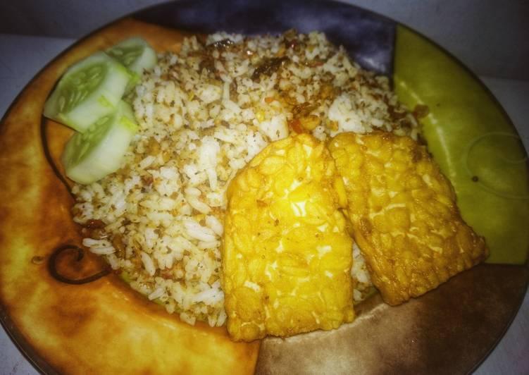 Resep memasak Nasi Tutug Oncom (Nasi TO) yang menggugah selera