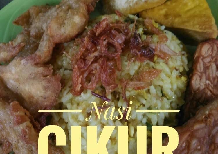 Cara memasak Nasi Cikur ala resto