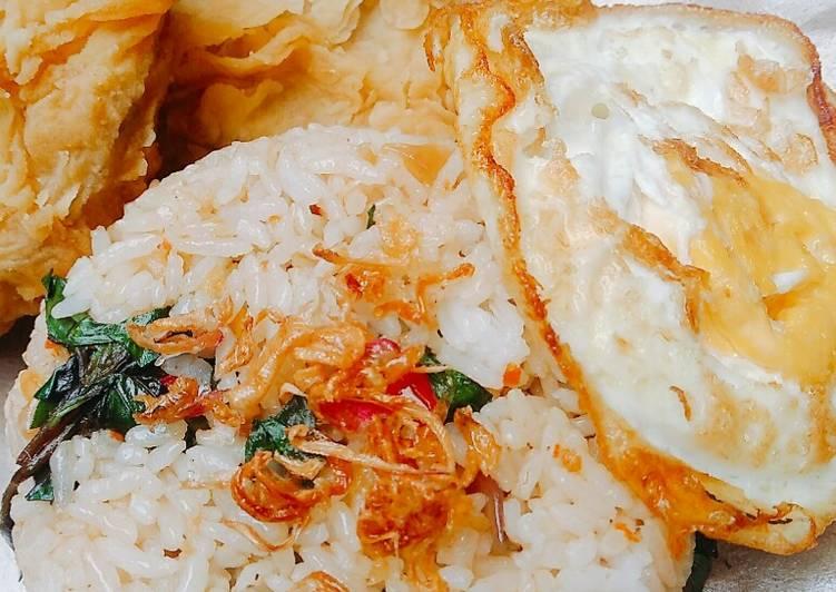 Resep: Nasi Cikur Pasudan yang bikin ketagihan