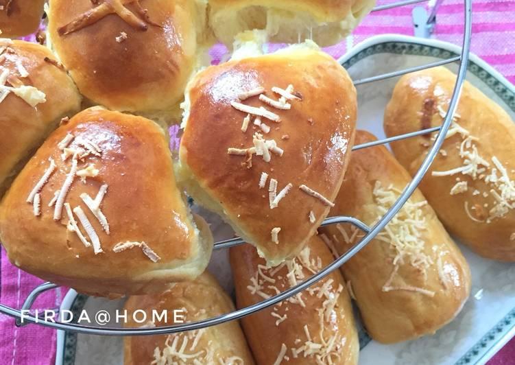 Cara mengolah Roti Manis tanpa Ulen ala resto