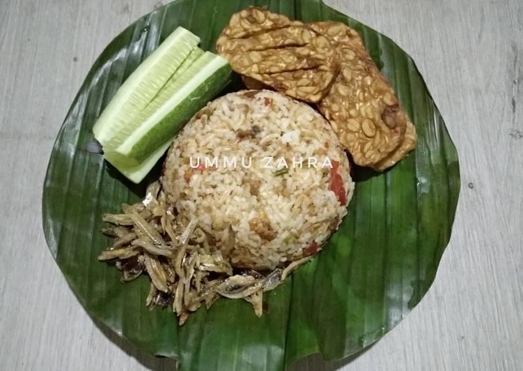 Resep: Nasi Tutug Oncom #1 yang menggugah selera