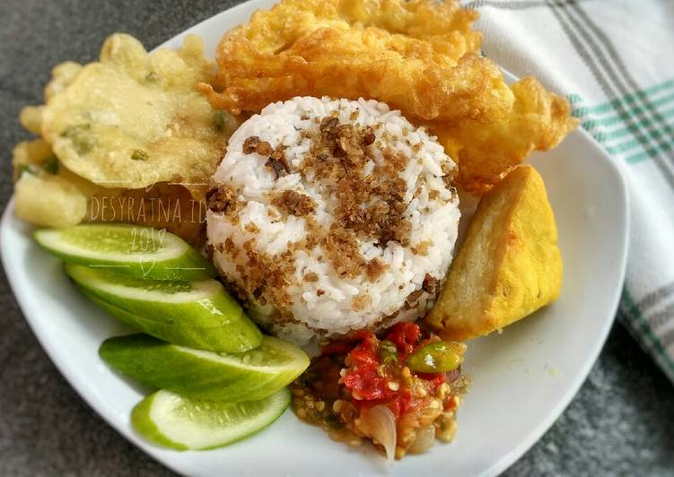 Resep mengolah Nasi TO (tutug oncom) enak