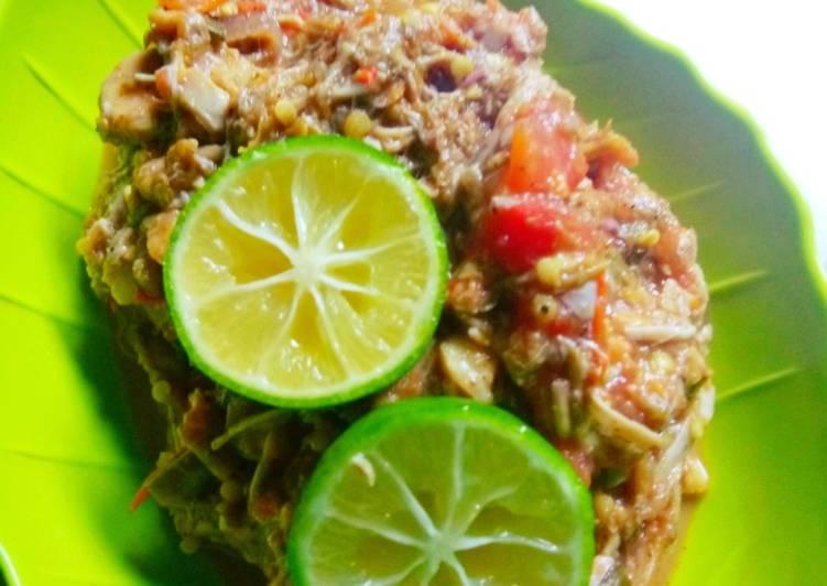 Resep: Sambal Rias khas Batak ala resto