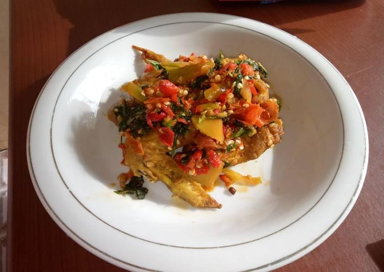 Cara memasak Ayam cobek sambel cibiuk lezat