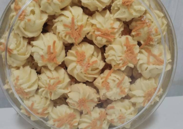 Resep: Kue kering keju garut/jlarut