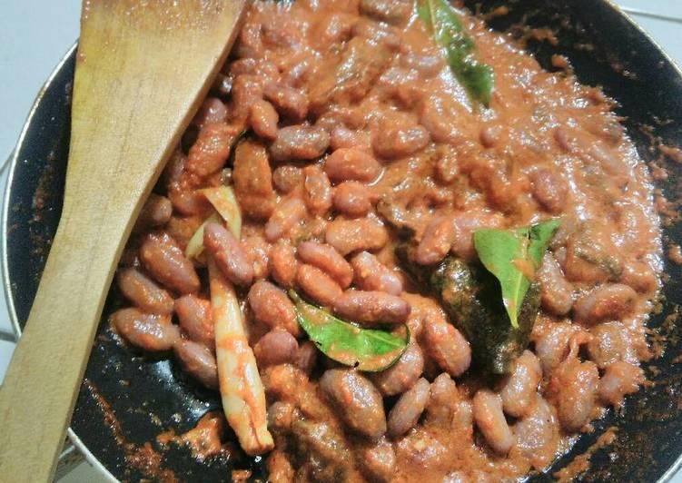 Resep memasak Krecek dorokdok kacang merah yang menggugah selera