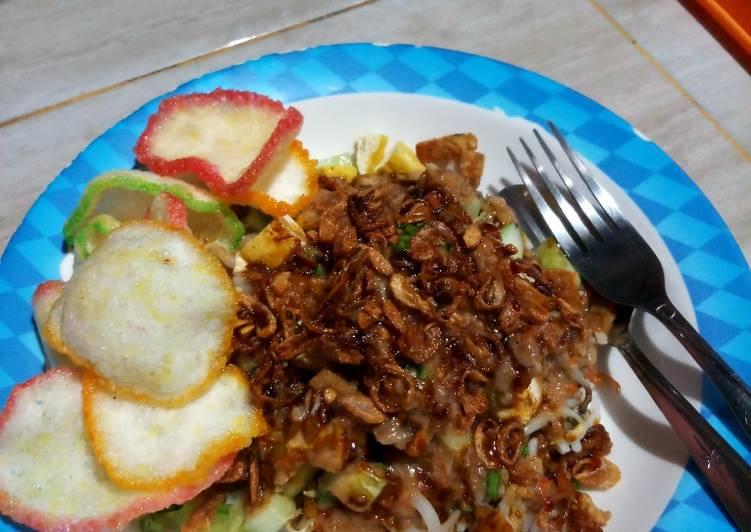 Cara memasak Nasi lengkoh yang menggugah selera