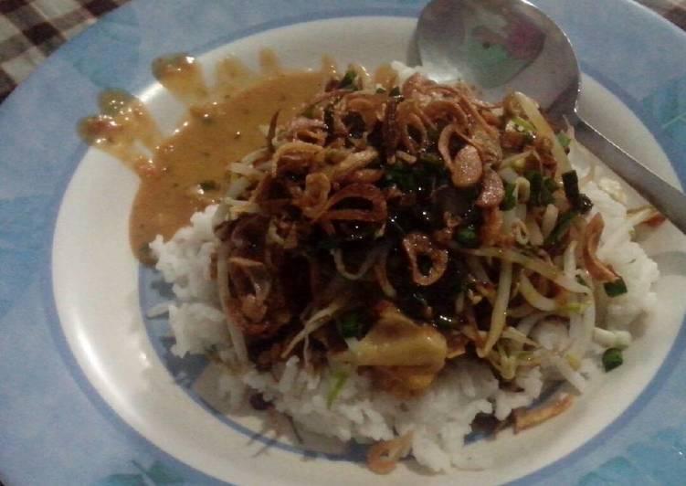 Resep: Nasi Lengko lezat