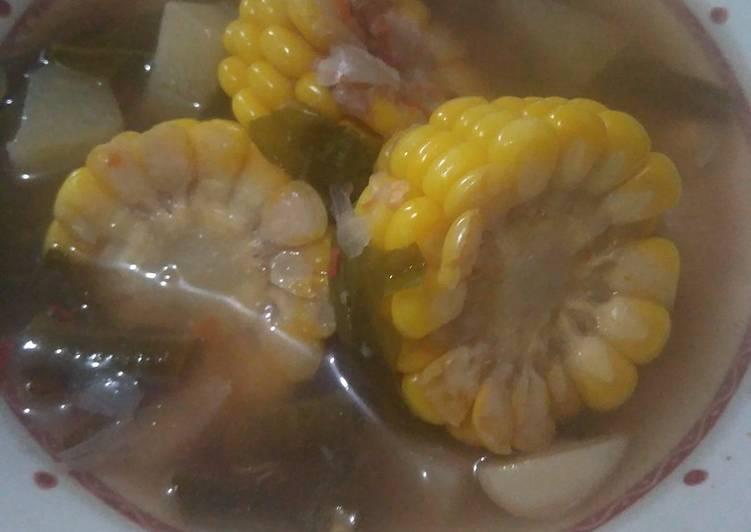 Resep: Sayur asem khas cirebon lezat