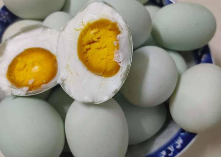 Telur Asin Khas Cirebon