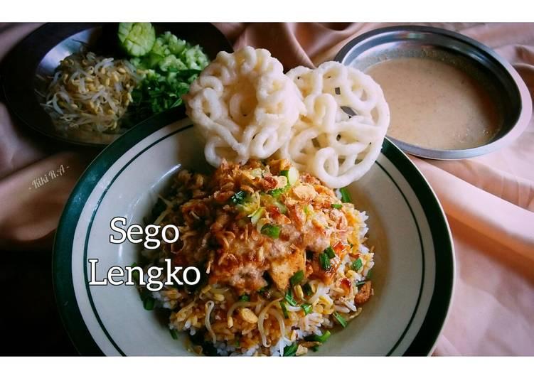 Nasi Lengko/Sego Lengkoe Wong Cirebon