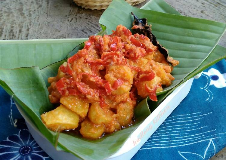 Sambal Goreng ala Cirebon