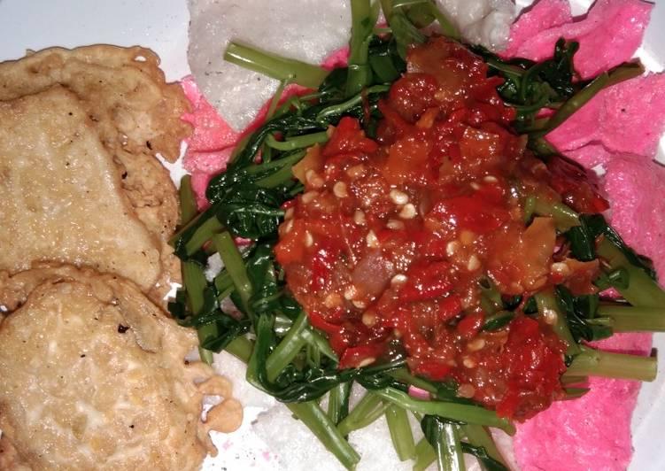 Cara Mudah memasak Sambel asem cirebon yang menggugah selera