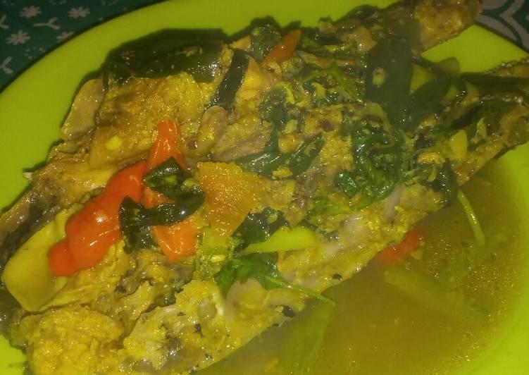 Cara Mudah membuat Sup ikan kedukang khas Cirebon enak