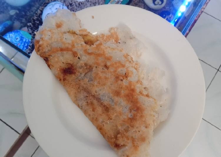 Resep: Kue tapel khas cirebon lezat